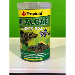Tropical HI-ALGAE DISCS XXL 250 ml.