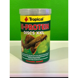 Tropical HI-PROTEIN DISCS XXL 250 ml.