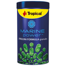 Tropical MARINE POWER SPIRULINA FORMULA GRANULES 250 ml.