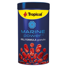 Tropical MARINE POWER KRILL FORMULA GRANULES 250 ml.