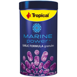 Tropical MARINE POWER GARLIC FORMULA GRANULES 250 ml.