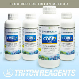 Triton Core 7 Base Elements 1,2,3a,3b