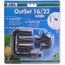 JBL OutSet wide 16/22