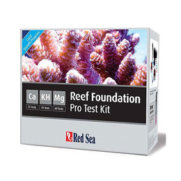 Reef Foundation Pro Test Kit