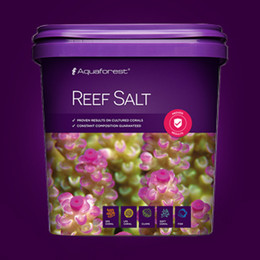 Aquaforest Reef Salt 25 Kg.